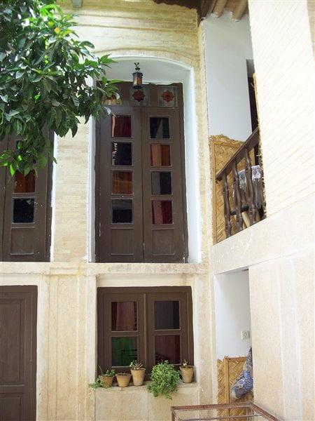 اقامتگاه سنتی پرهامی شیراز