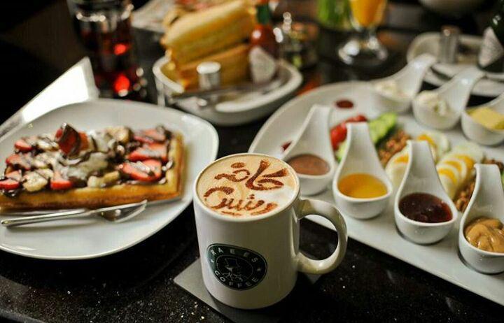 کافه رئیس تهران