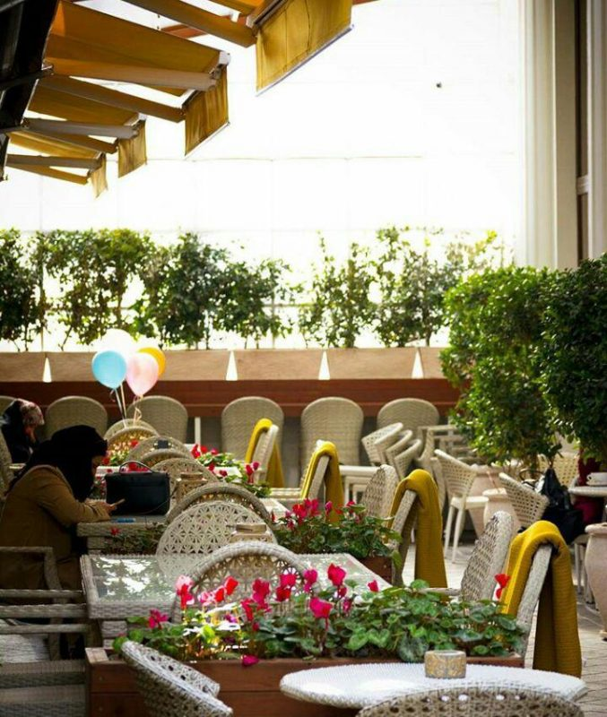 کافه کارزین تهران