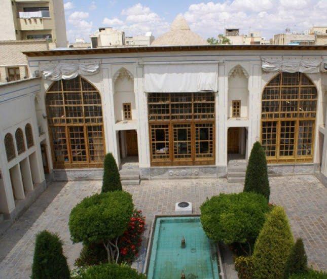 خانه کدخدایی جاهای دیدنی اصفهان (100 جاذبه گردشگری اصفهان)