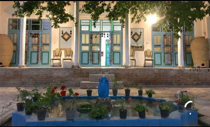 اقامتگاه بومگردی سرای کربلایی فریدون اصفهان