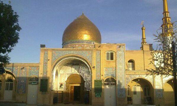 آرامگاه شاهزاده محمد عابد اراک
