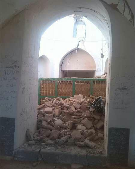 آرامگاه شیخ رجب برسی زواره