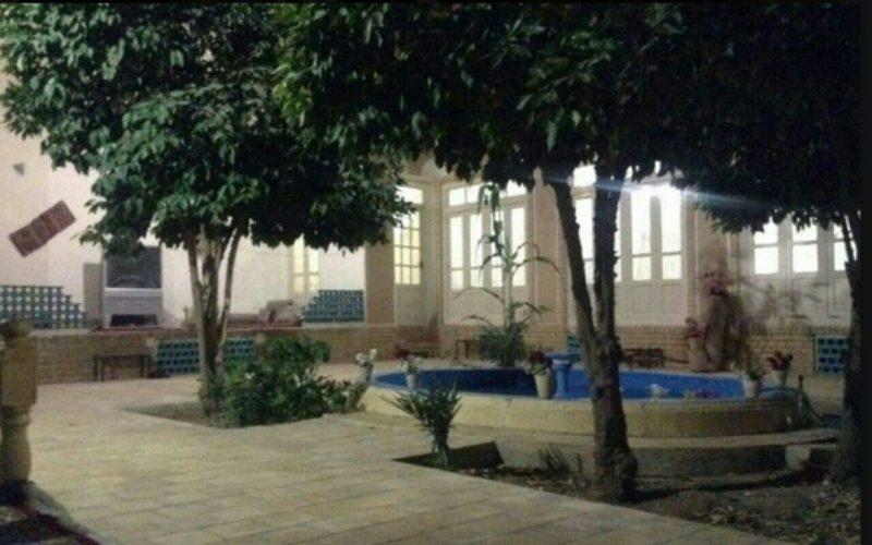 اقامتگاه اوروزا یزد