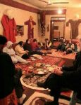 اقامتگاه بومگردی بوم کلبه ترکمن