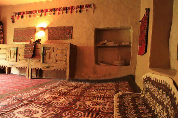 اقامتگاه بومگردی بوم کلبه ترکمن  اقامتگاه بومگردی بوم کلبه ترکمن