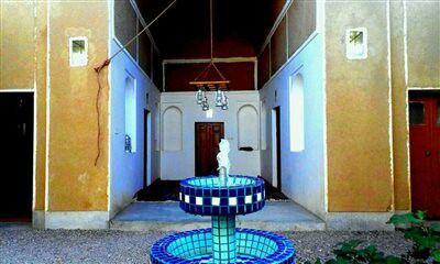 اقامتگاه بوم گردی جندق اصفهان