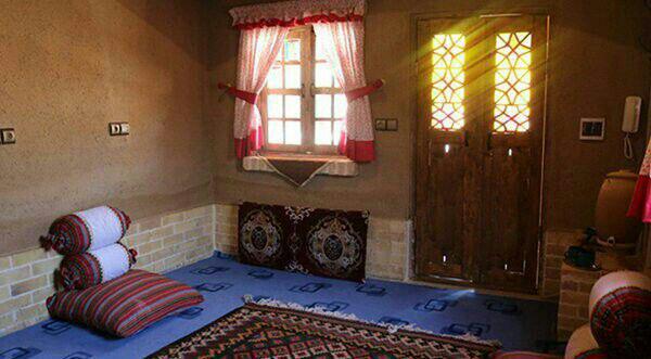 اقامتگاه بوم گردی خانه عمو مش رضا ورامین