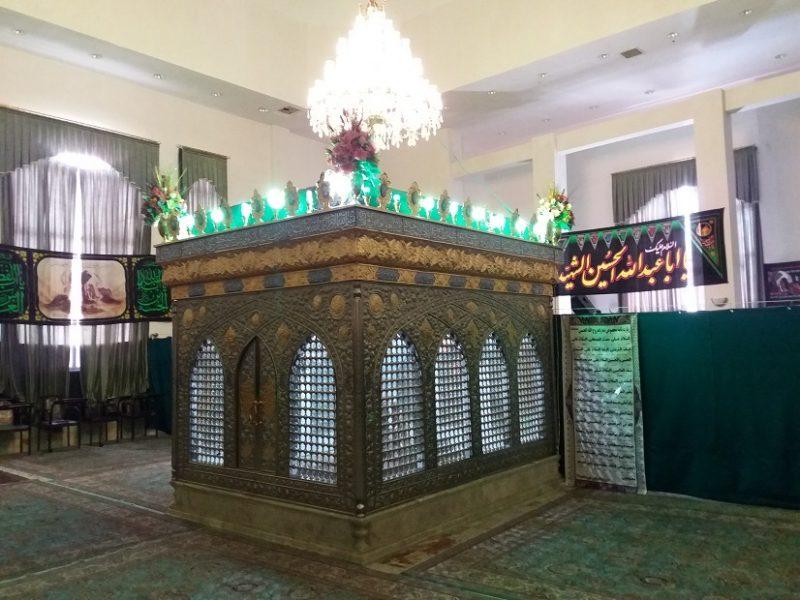 امامزاده روح الله (ع ) تهران