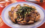 خوراک ملوک ( صدف دراز ) قشم