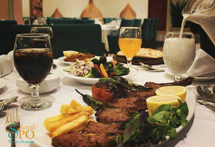 رستوران اسپیو رویال تهران  رستوران اسپیو رویال تهران