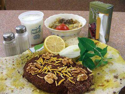 رستوران بریانی اعظم اصفهان