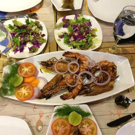 رستوران دریایی شریمپی