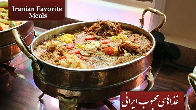 رستوران سنتی بابا قدرت کیش