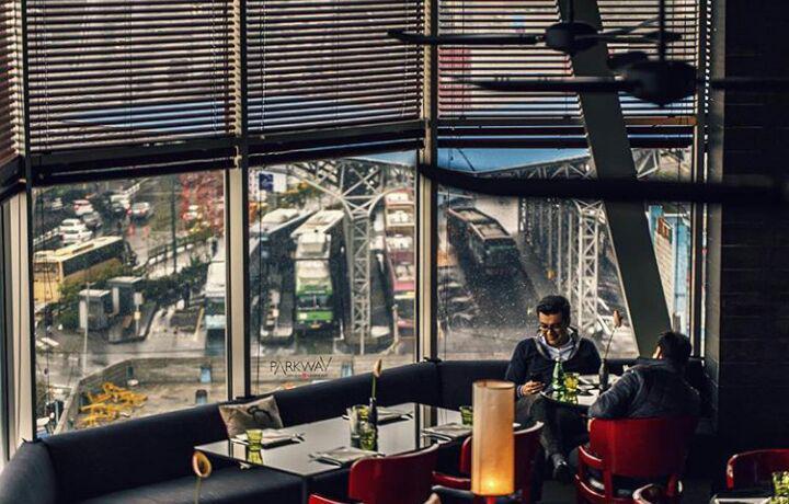 رستوران پارک وی تهران