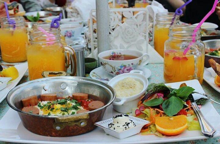 رستوران پیور تهران