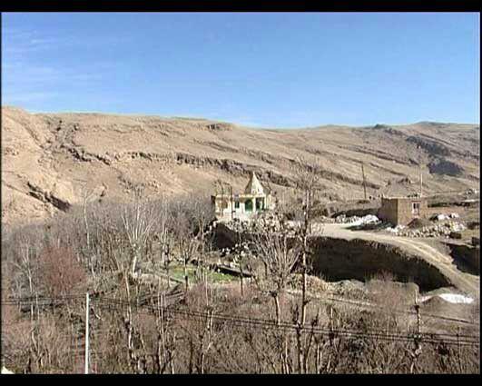 روستای خنب کاشان