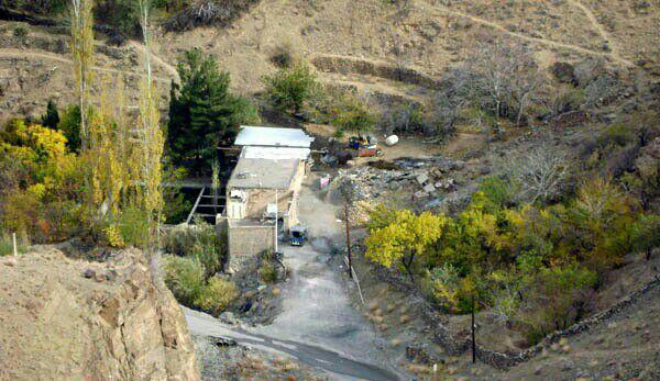 روستای دره کاشان