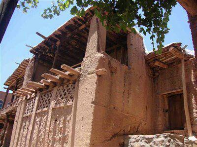 روستای هنجن اصفهان