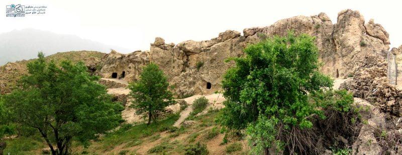 غار سنگی حسین کوهکن