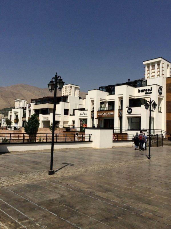 مرکز خرید بام لند تهران
