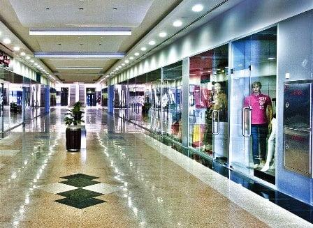مرکز خرید سیتی سنتر قشم