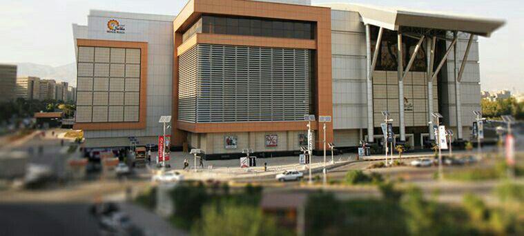 مرکز خرید مگامال تهران 10 سینمای معروف تهران