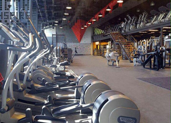 مرکز پزشکی ورزشی راسپینا تهران