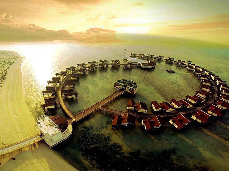 -های-کیش افزایش سفر به جزیره کیش در فصل نمایشگاه بینالمللی کیش