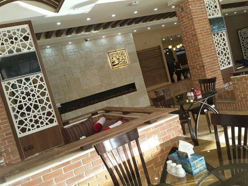 رستوران هفت خوان کازرون