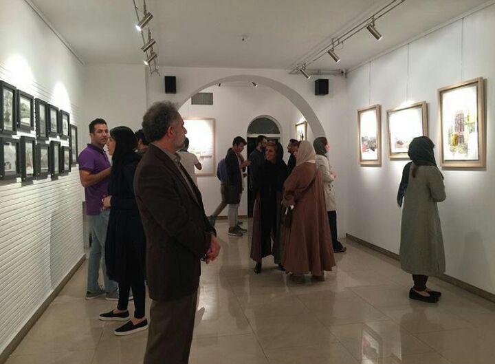گالری آتبین تهران