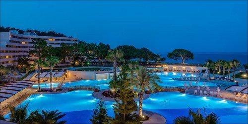 هتل های زنجیره ای ریکسوس   Rixos Hotels