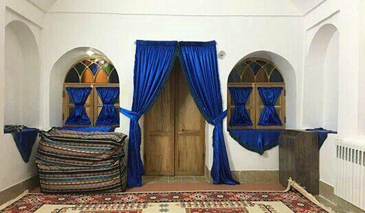 اقامتگاه ارگ محمدآباد