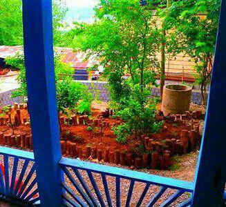 اقامتگاه بومگردی باغچه مریم  اطاقور