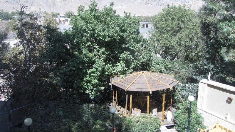 اقامتگاه بومگردی حاجی خان یزد