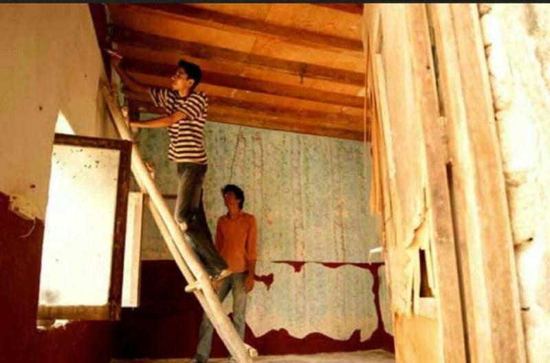 اقامتگاه بومگردی خانه مادرحسن جزیره هرمز