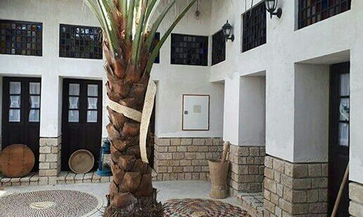اقامتگاه بومگردی مان همیشه سبز بوشهر