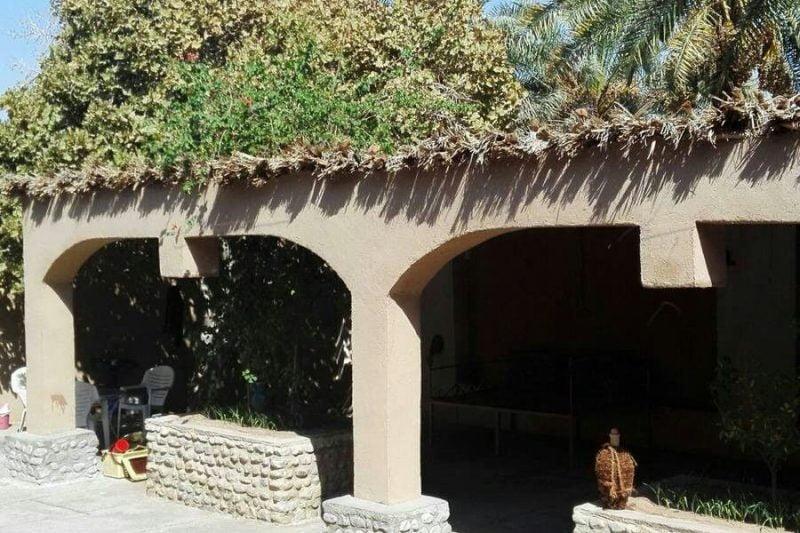 اقامتگاه بومگردی نبکا