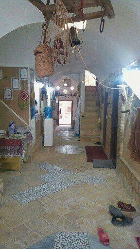اقامتگاه بومگردی کویر مهرجان خور و بیابانک