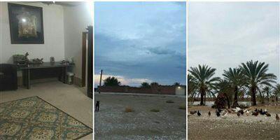 اقامتگاه بوم گردی نرکوه دیر بوشهر