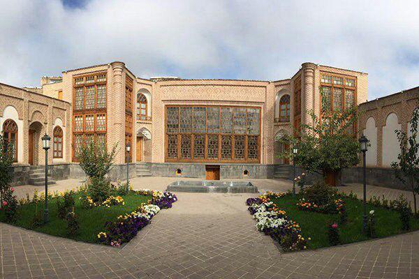 خانه باغ تاریخی شاکر آران و بیدگل