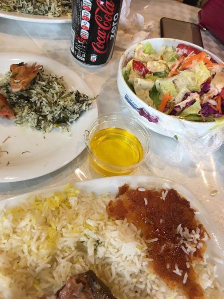 رستوران اروندکنار تهران