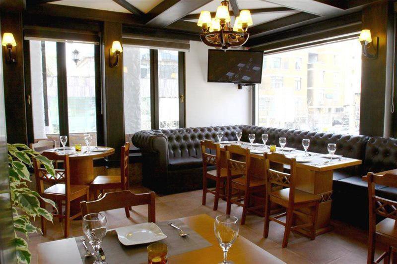 رستوران ایتالیایی بلامونیکا تهران