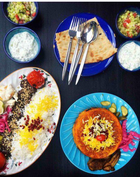 رستوران عموسهراب تهران