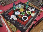 رستوران مکث کرمان
