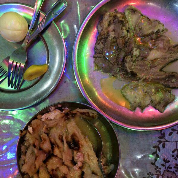 طباخی افق تهران