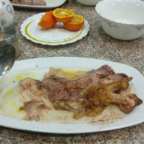 طباخی بره سفید تهران