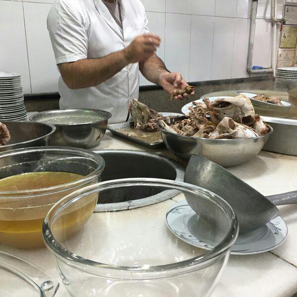 طباخی راک تهران