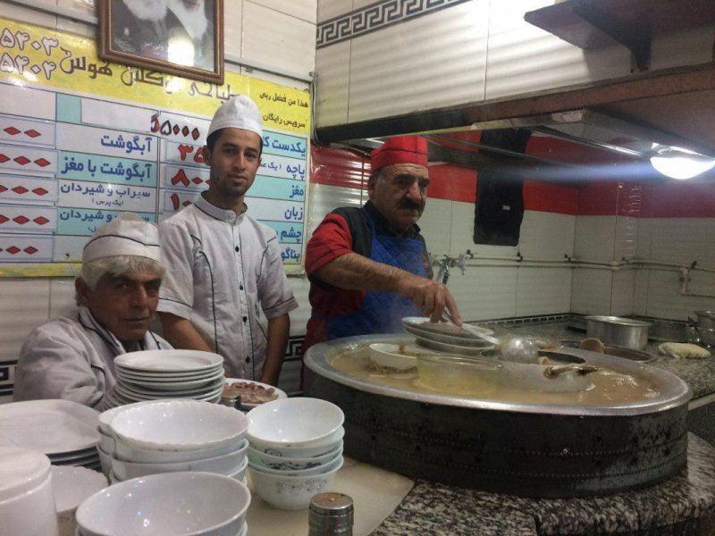 طباخی هوس تهران