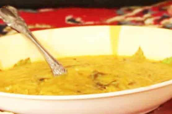 غذای محلی شلمین کرمانشاه